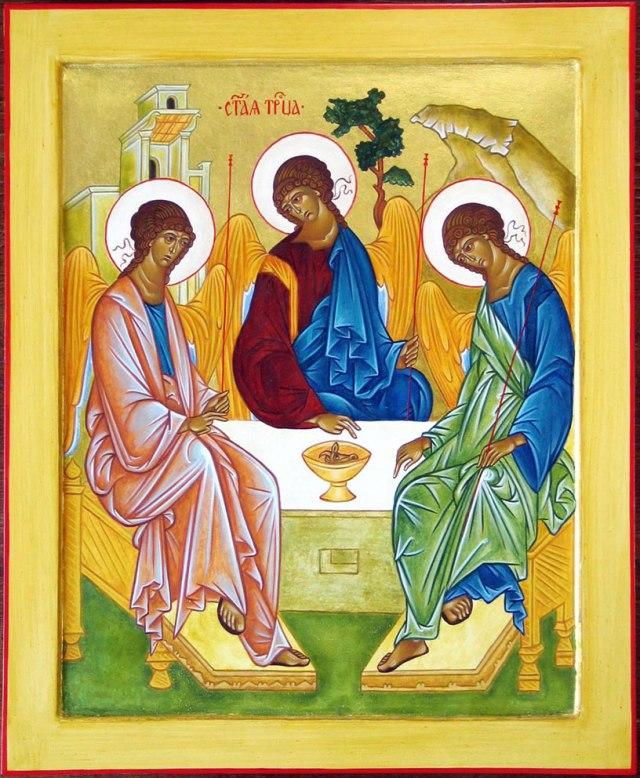 Abiding in the Dance of the Trinity